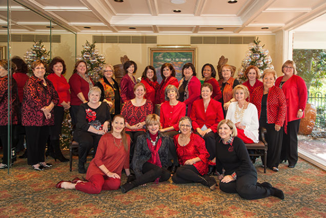 professional networking group in houston women s