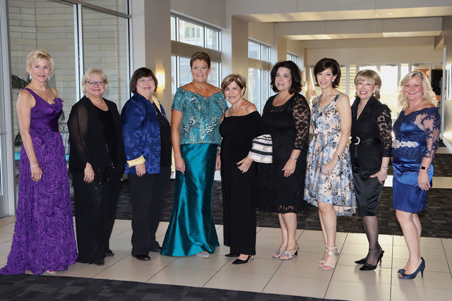 WBF celebrated at Federation of Houston Professional Women Gala